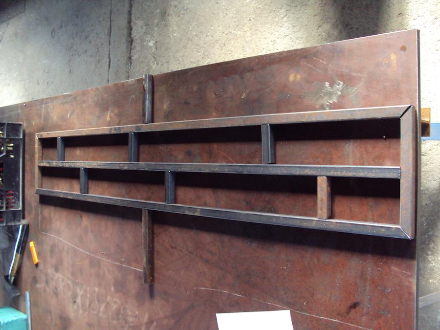 Deurbeveiliging staal