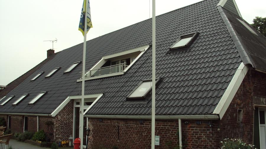 RVS balustrade Boertel Niekerk